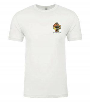 Front View of DexterDogUSA Punta Cana Tshirt